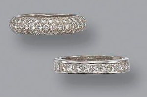 Anniversary bands & Wedding ring for sale, Sarasota
